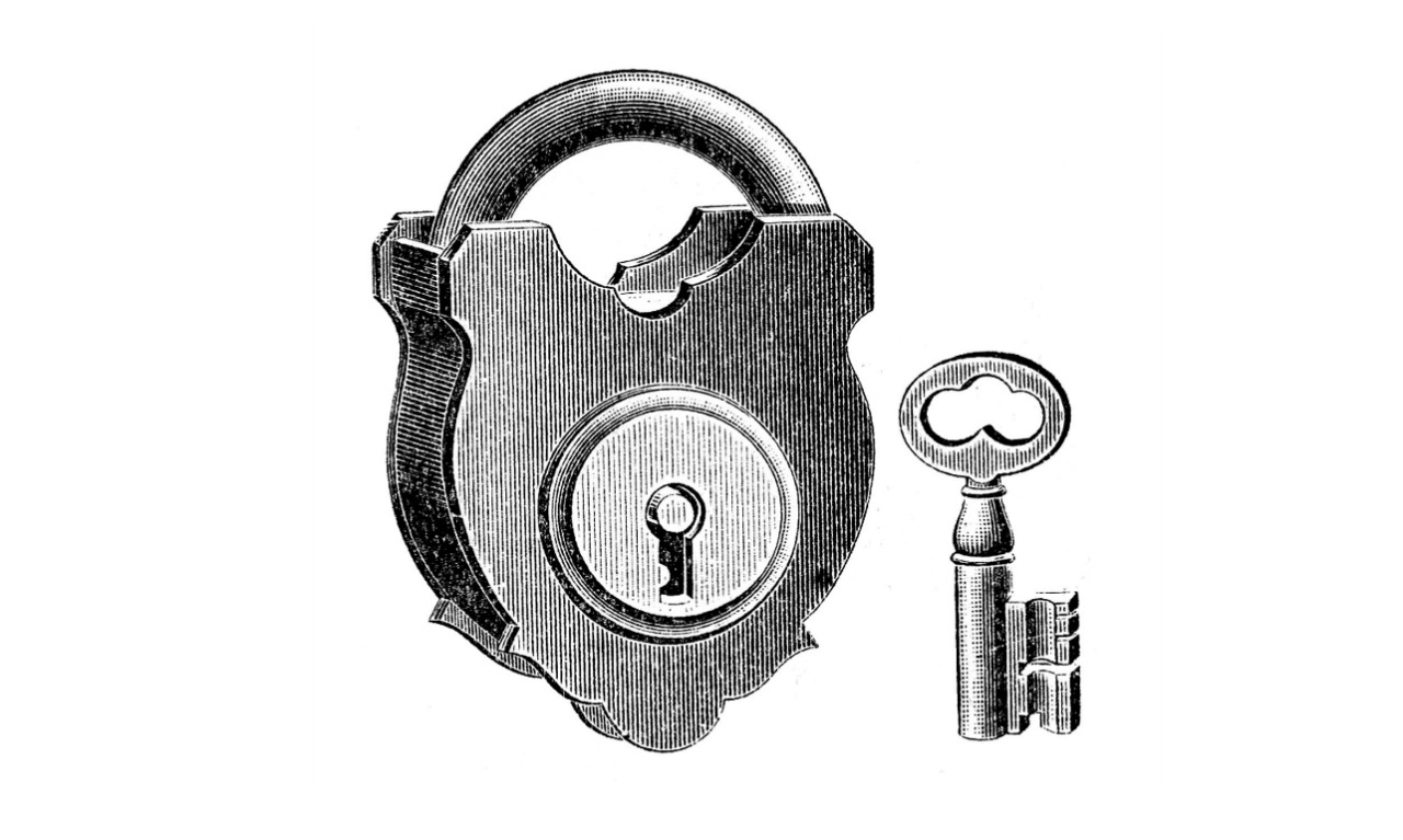 Privacy Policy Header Lock and Key 1280 x 767